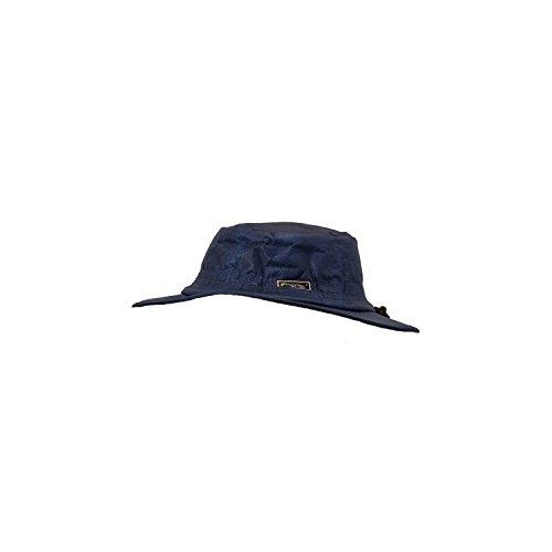 FROGG TOGGS Men's Waterproof Breathable Bucket Hat, Royal Blue, Adjustable