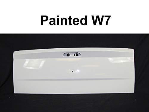 Bundle Fits 2009-2018 Dodge Ram 1500/2010-2018 Ram 2500 3500 Rear Tailgate Painted Bright White W7 CH1900129