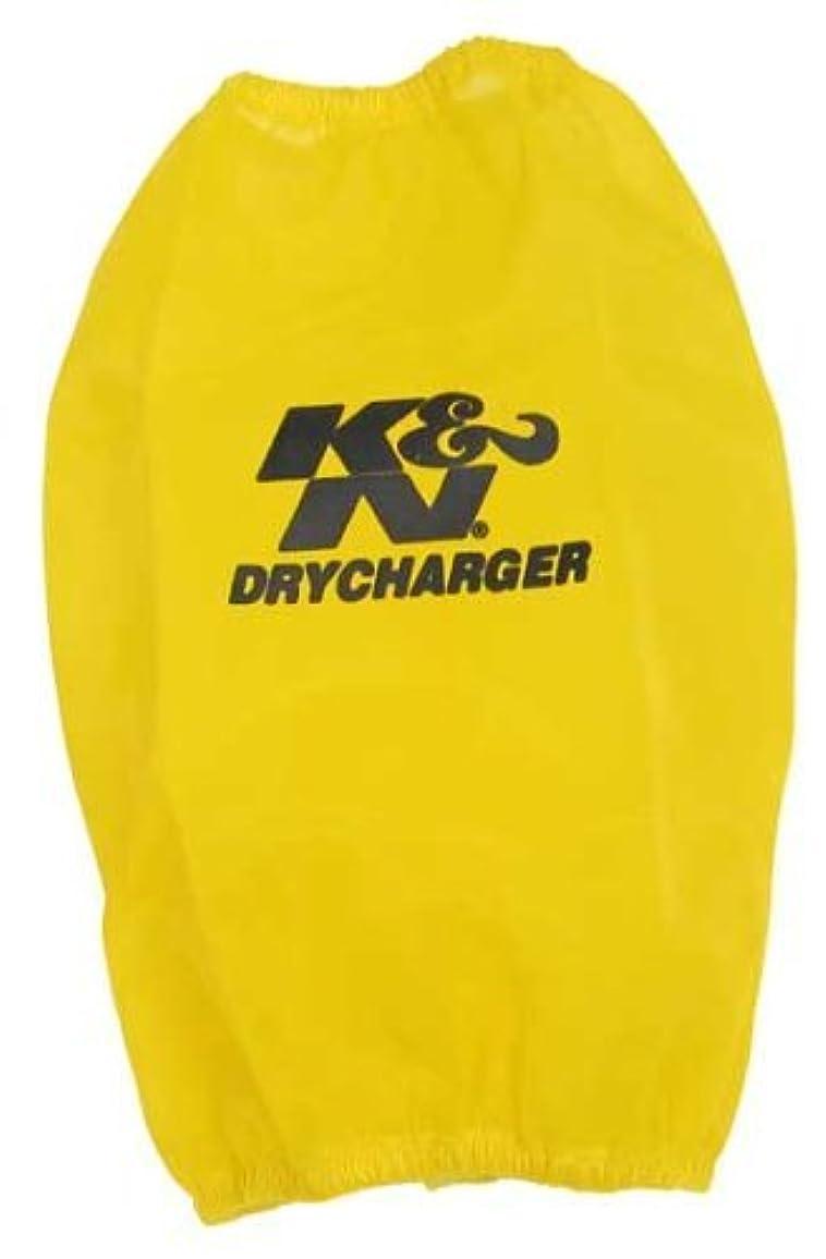 K&N RC-4690DY Yellow Air Filter Wrap [並行輸入品]