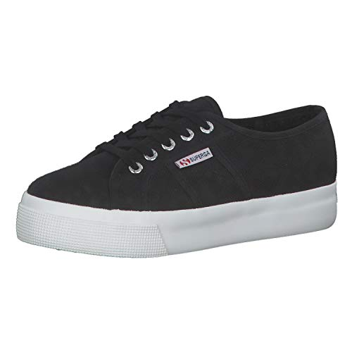 Superga Sneaker Classic schwarz Gr. 40 - (S00C3N0 2730 COTU FB:F83 GR.40)