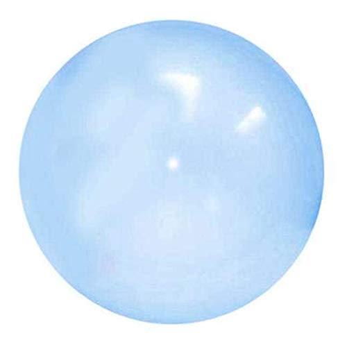 Bubble Ball, Blasdurchmesser 120CM TPR Transparenter Aufblasbarer Ball Wasser, Luftgefüllter Strandgartenball Für Kinder Party Im Freien Für Den Pool, Strand, Partys, Geschenke Indoor-Aktivitä