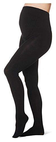Noppies Strumpfhose in 60 Denier -Farbe: schwarz & Dark Blue- Damen Umstandsmode Strümpfe 93006 30686