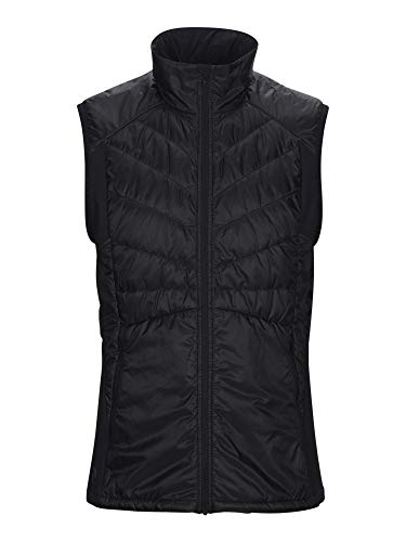 Peak Performance aluminium vest zwart