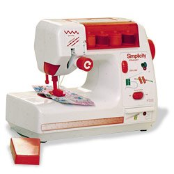 Buy Bargain Simplicity Zig Zag Sewing Machine
