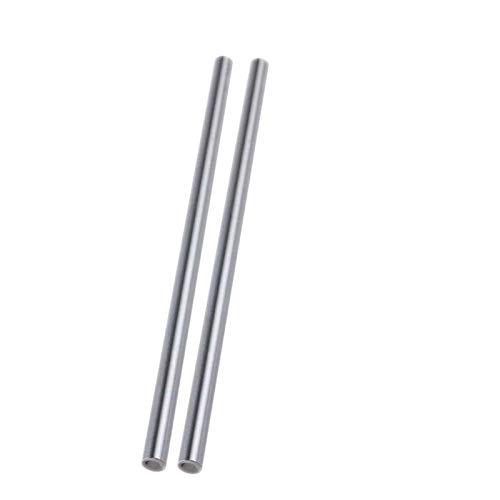 FMingNian 2pcs WCS12 12mm Linear Shaft 440mm Linear Shaft Round Rod L440mm For CNC Parts XYZ WCS12 L440mm