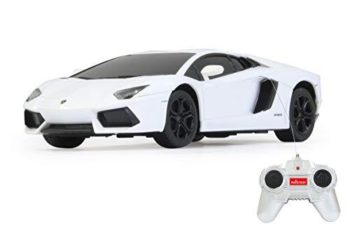 Jamara - 404401 - Maquette - Voiture - Lamborghini Aventador Lp700 - Blanc - 3 Pièces