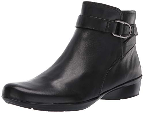 Naturalizer womens Colette Ankle Boot, Black, 8.5 US
