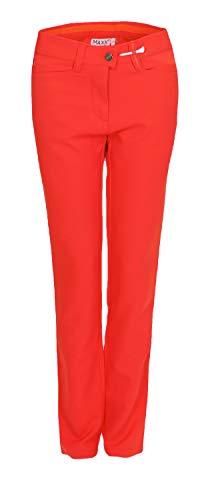 MAXX-Fashion MAXX Golf Hose Mädchen mit verstellbarem Bund (rot, 176)