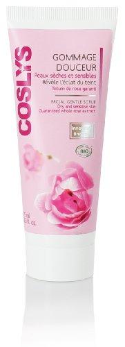 Coslys Gesichtspflege, Peeling, für trockene und empfindliche Haut, 75 ml