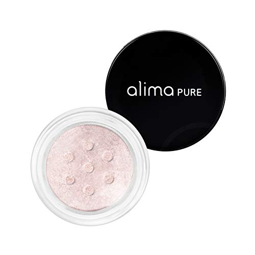 Alima Pure Loose Mineral Eyeshadow - Long-lasting Creamy Matte, Neutral or Glitter Eyeshadow Powder - Satin Matte/ Pearluster/ Luminous Shimmer   Lana