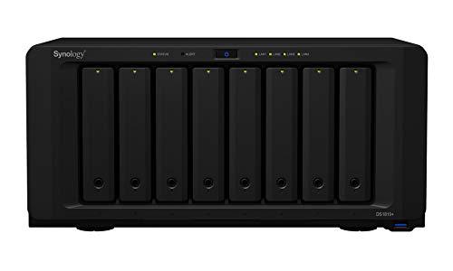 Preisvergleich Produktbild Synology DS1819+(32G) 8-Bay 96TB Bundle mit 8X 12TB IronWolf ST12000VN0007