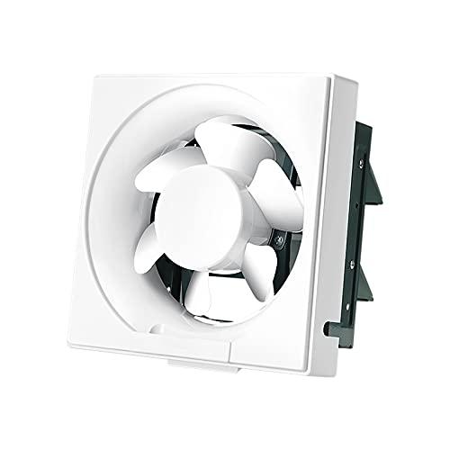 KaiLangDe Varios Tamaños Ventilador De Escape Montado En La Pared Extractor De Bajo Ruido Ventilador Ventilador Ventilador De Flujo De Escape Axial para Baño Cocina Garaje 40-50db (Color : A)