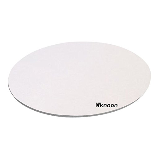 Wknoon Awesome trendy modern marble Mouse Pad Round Mat Photo #2