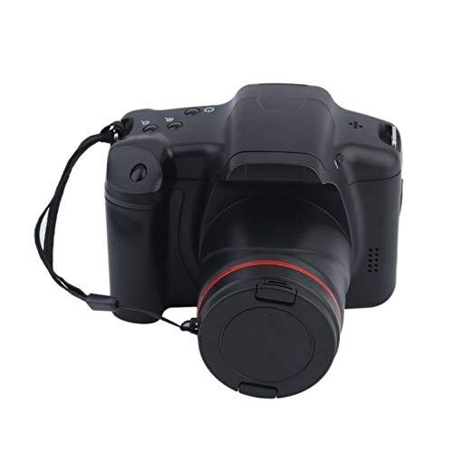 Fotocamera reflex digitale da 16 milioni di pixel Fotocamera reflex digitale Fotocamera reflex Macchina fotografica ad alta risoluzione HD 1080P Zoom 16X (nero) ITjasnyfall