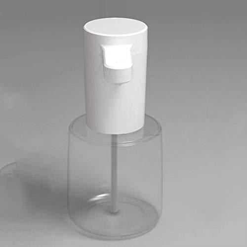GYMAN jabón dispensador de jabón máquina expendedora, Manos automáticas desinfectante con Sensor sin Contacto, Adaptada para baño y Cocina, 450 ml para el Lavado de Las Manos en el CU.