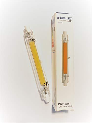 Iperlux LED-Leuchtmittel, R7S, 118 mm, 15 W, 1300 lm, natürliches Licht, 4000 K