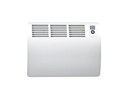 AEG Haustechnik AEG Wandkonvektor WKL 1500 Comfort, für ca. 15 m², elektronische LC-Display, Wochentimer, Kurztimer, Überhitzungsschutz, Alu-Front, lernfähige Regelung, 238719, 230 V, weiß, 1000 W