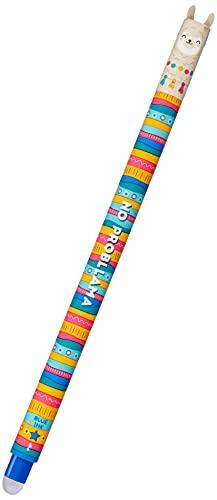 Legami EP0010 Bolígrafo de gel borrable, multicultor, 0,7 mm, 1 unidad ⭐