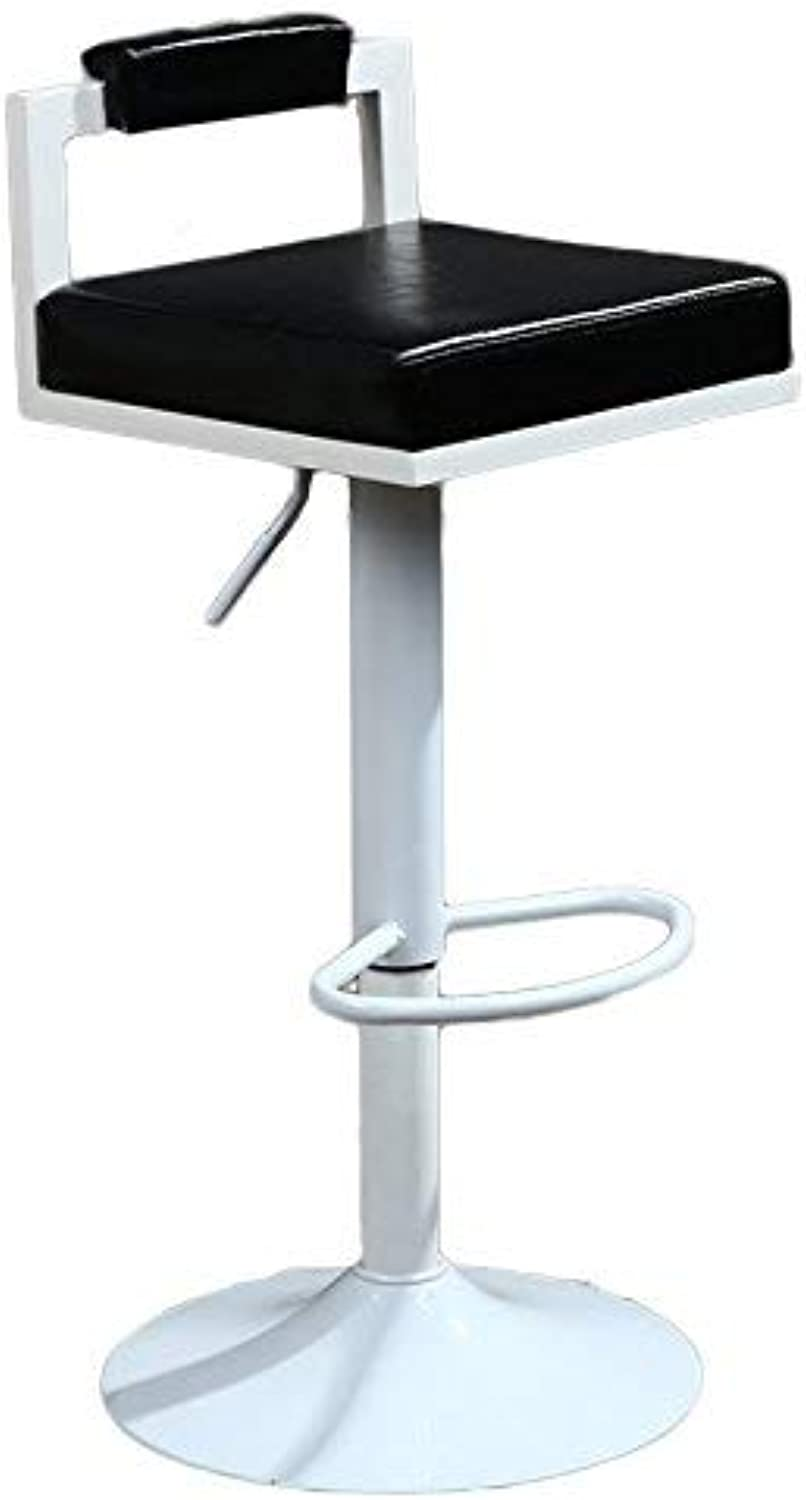 CWJ Chair Stool - The Bar Stool Coffee Shop Counter Chair redation Lift Chair Computer Chair High Chair Restaurant Sitting Stool Beauty Chair Mobile Store Business Chair Adult Home Stool