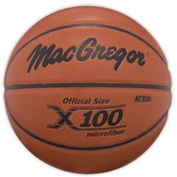 MacGregor X100 Intermediate Basketball (EA)