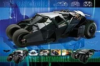 Hollywood Mega Batmobile - Batman Begins