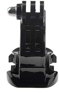 2 x J-Hook Buckle Vertical Surface Mount Adapter for GoPro Hero3 & SJ4000 Camera