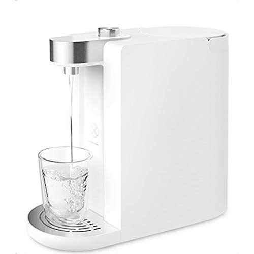 AI XIN Haushalt kleine Desktop Mini Countertop Self Cleaning Bottleless Water Cooler Wasserspender 6-Stufen-Temperaturregelung