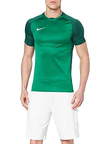 Nike Herren Trophy III Jersey Shortsleeve Trikot, Pine Green/Gorge Green/White, S