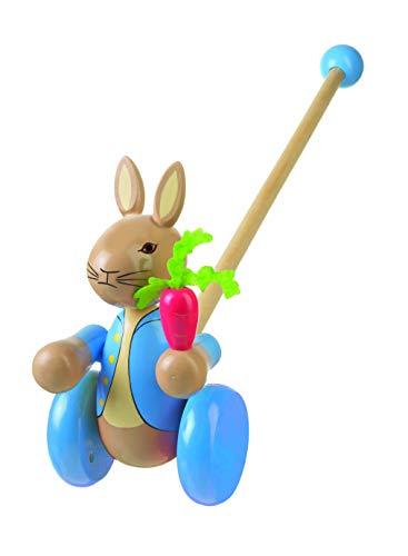 Orange Tree Toys Peter Rabbit Push Along by Orange Tree Toys