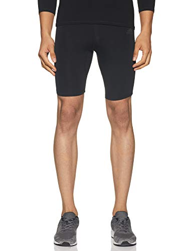 adidas Herren Own The Run Tights, Black, L