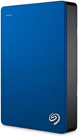 Seagate Backup Plus Portable External Hard Drive 5TB USB 3.0, Blue + 2mo Adobe CC Photography (STDR5000102)