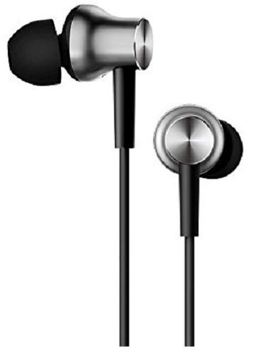 Mi Earphones with Dynamic bass, Music Control and mic (Silver) 1
