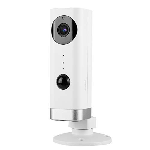 Asixxsix Cámara Recargable, cámara WiFi Pir WiFi, Estable y confiable para la Oficina del Dormitorio(720P)