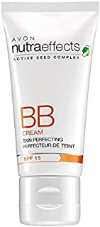 Avon Nutra effects BB cream skin perfecting SPF15
