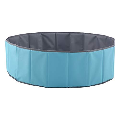 Ballenbak voor kinderen, opvouwbaar ballenbad is waterdicht en ademend, draagbare grote stoffen ballenbak met opbergtas, hek voor babybox, ballenbak van schuim voor peuters voor binnen