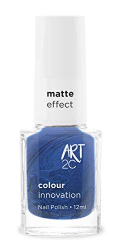 Art 2C Nordic Mood - Nagellack mit mattem Effekt - 11 Farben, 12 ml, Farbe: MT49
