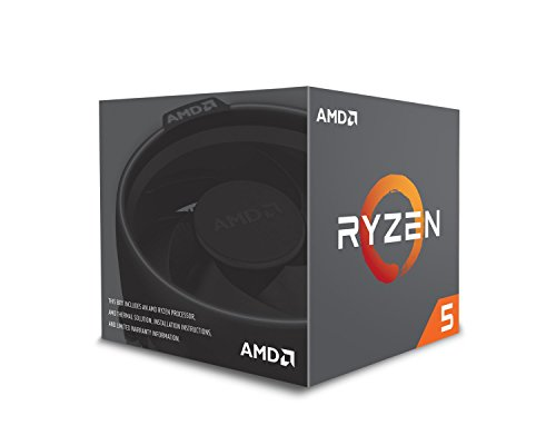 AMD Ryzen 5 2600X Hexa-Core 3.6GHz c/ Turbo 4.25GHz 19MB SktAM4 Box - YD260XBCAFBOX