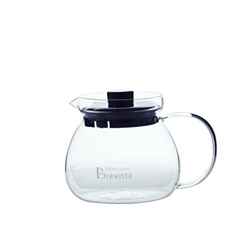 Brewista Glas Kaffee Server 600 ml