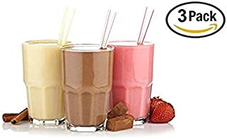 R-Kane Pro-Cal Shake High Protein Shake and Pudding Mix, Weight Loss, and Natural Energy Booster, Protein Powder Meal Replacement Shake - 3 Pack (Neapolitan, 3 Pack)