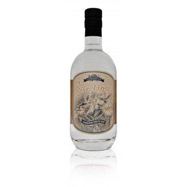 Sanddorn Gin - Wajos - Mosel Gin handcrafted 0,5 42% Vol.