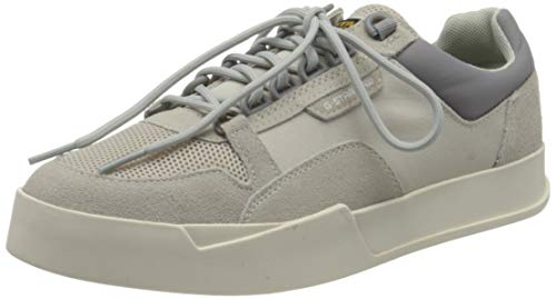 G-STAR RAW Rackam Vodan Low II, Zapatillas Hombre, Gris (Cool Grey C243-1295), 41 EU