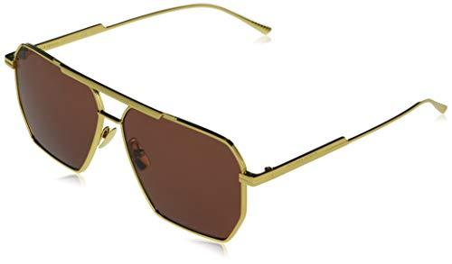 Gafas de Sol Bottega Veneta BV1012S GOLD/RED 60/13/145 hombre