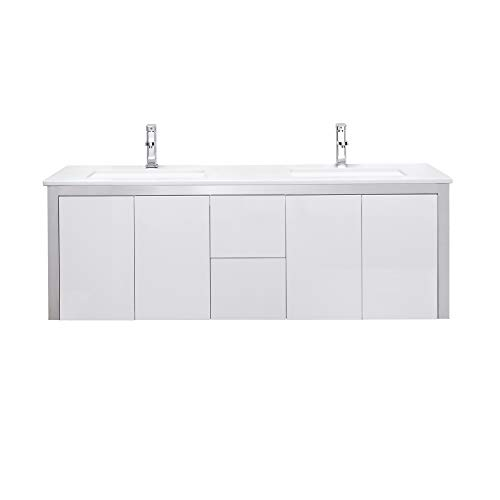bathroom vanity tops 60 - 1