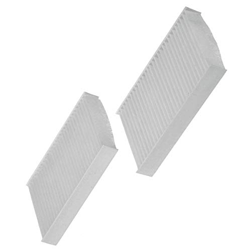 Hygiene Luftfilter 2 Stück Pollenfilter Trockner ORIGINAL Bosch Siemens 00481723 481723