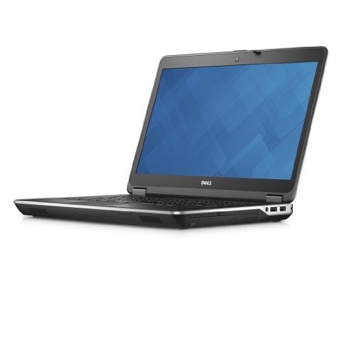 Dell SM002LE64408GER Latitude E6440 35,6 cm (14 Zoll) Laptop (Intel Core i5 4300M, 2,6GHz, 4GB RAM, 320GB HDD, Win 7 Pro) schwarz