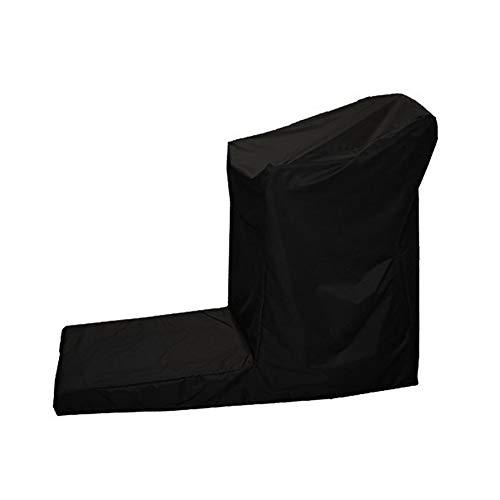 POHOVE - Funda para cinta de correr tipo L para interior y exterior, impermeable, a prueba de polvo, protección contra el polvo y todo tipo de usos