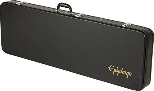 Epiphone Thunderbird Bass Hard Case - Caja rígida para guitarra, color negro