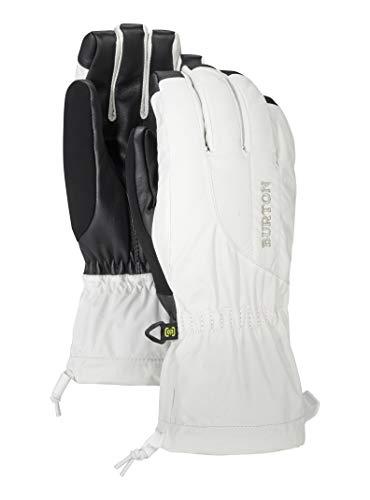 Burton Women's Profile Glove, Stout White, Medium