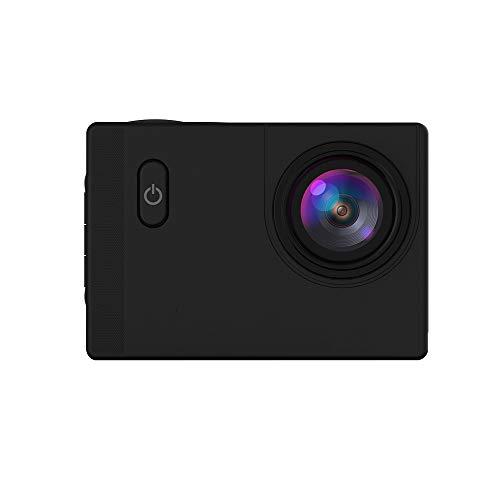 ZYJANO Caméra Sport Caméra de Sport d'action 4K, NTK96660 gyromètre étanche WiFi 70-170 degrés réglable Sports Cam Cam