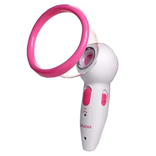 Tiandino Electric Breast Enlargement Enhancer, Professional Breast Enlargement Tool Vibration Breast Sagging Massager